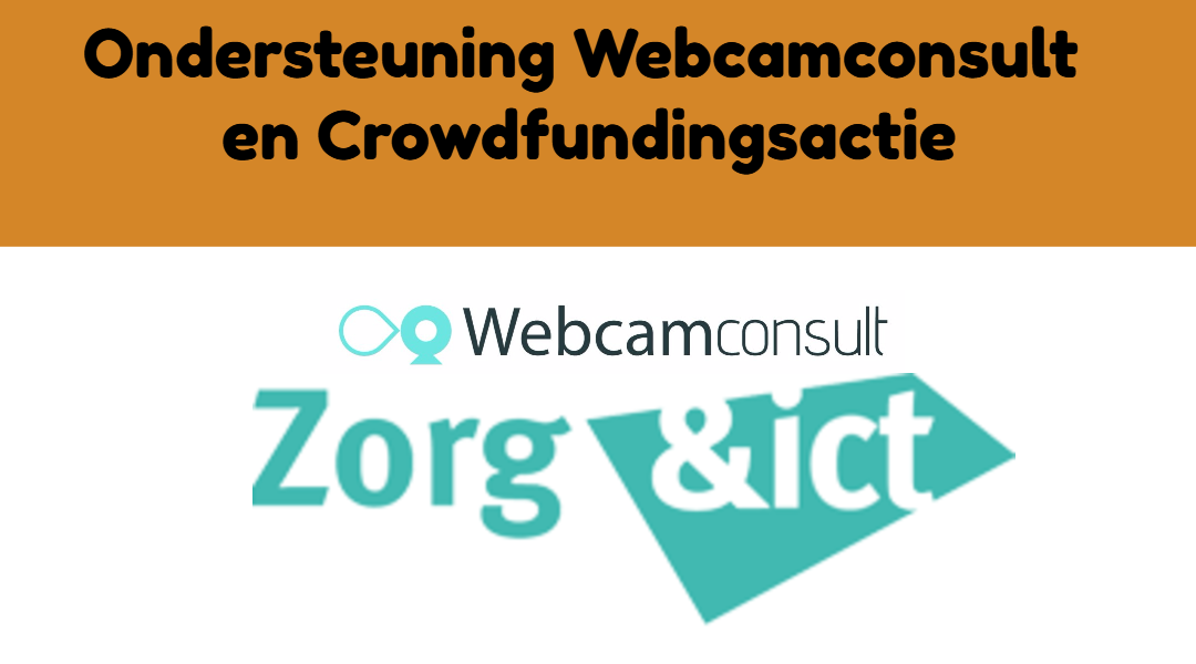 crowdfundingsactie voor webcamconsult